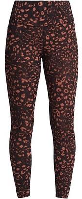 Varley Luna Leopard Leggings