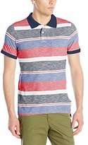 Lee Men's Big & Tall Extended-Sizes Pocket Polo Shirt