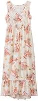 O'Neill Girls' Adrina HiLo Ruffle Maxi Dress (7-14yrs) - 8132774
