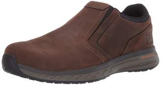 Timberland Men's Drivetrain Oxford Slip-On Composite Safety Toe Industrial Boot