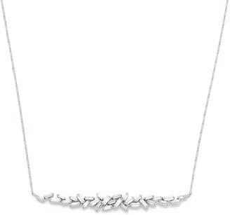 Suzanne Kalan Diamond Cluster Necklace
