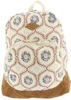Roxy Pharaoh Canvas Backpack