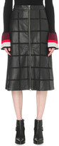 Preen Line Molly leather skirt