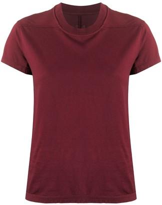 Rick Owens tonal-stitch T-shirt