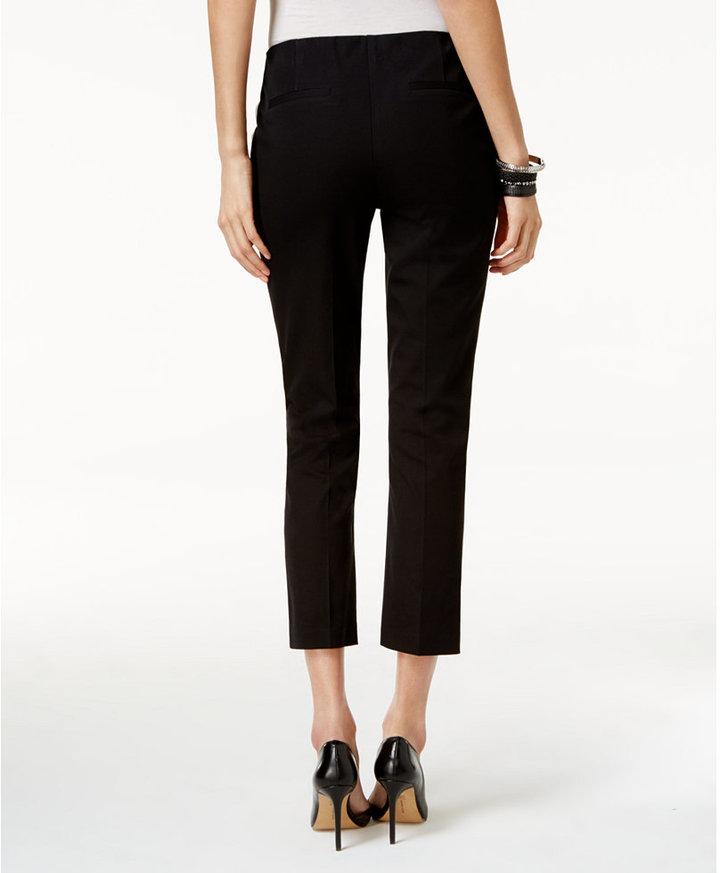 Alfani Petite Cropped Pants, Created for Macy's