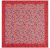 Turnbull & Asser Geometric Maze Pocket Square