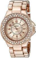 XOXO Women's Quartz Gold-Toned Casual Watch (Model: XO248)