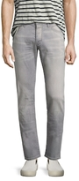 John Varvatos Wight Whiskered Slim Jeans