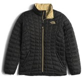 The North Face Girl's 'Thermoball(TM)' Primaloft Full Zip Jacket