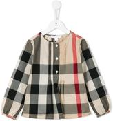 Burberry New Classic Check blouse - kids - Cotton - 10 yrs