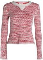 Sonia Rykiel Long Sleeve Knitted Top