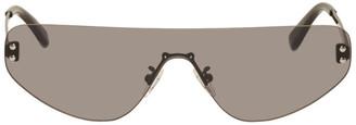 McQ Black 90s Sunglasses