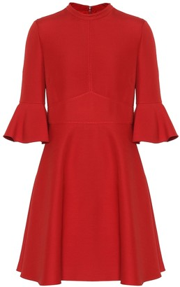 Valentino Wool and silk dress