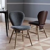west elm Attic Upholstered Dining Chair