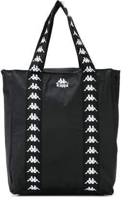 Kappa logo strap shopper bag
