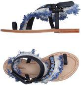 Antik Batik Toe strap sandals