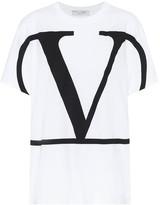 Valentino VLOGO cotton T-shirt