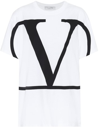 Valentino VLOGO cotton T-shirt