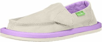 Sanuk Girl's Lil Donna Loafer Flat