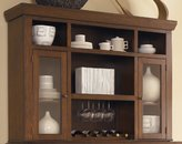 Signature Design by Ashley Holloway Reddish Brown Dining Room China Cabinet