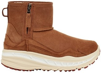 UGG Men's Classic Sheepskin-Lined Waterproof Suede Boots