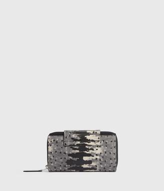 AllSaints Daubeney Leather Wallet