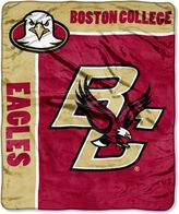 Bed Bath & Beyond Boston College Raschel Throw Blanket