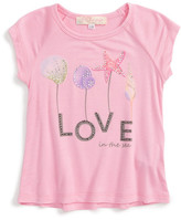 Truly Me Love Graphic Tee (Baby Girls)