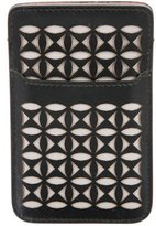 Alaia Leather Laser Cut Phone Case