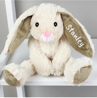 Personalised Plush Bunny