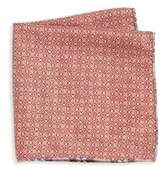 Saks Fifth Avenue COLLECTION Double-Faced Pocket Square