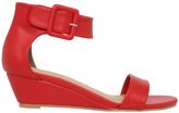 Miss Shop Belinda Red Sandal