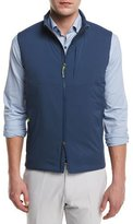 Peter Millar Bend Performance Stretch Vest, Navy