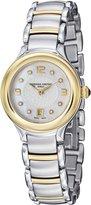 Frederique Constant Women's FC-220WAD2ER3B Delight Two Tone Bracelet Watch
