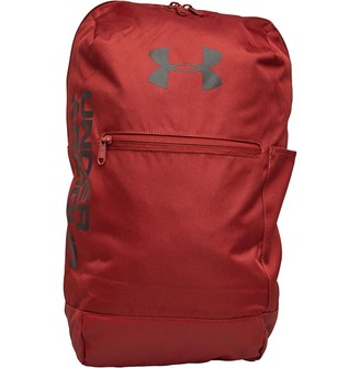 Under Armour Patterson Backpack Kiln Red/Kiln Red/Black