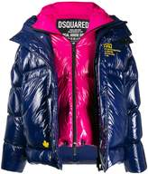 Dsquared2 XXL feather down jacket