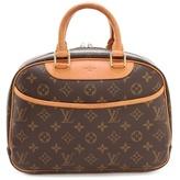 WGACA Vintage Louis Vuitton Trouville Satchel