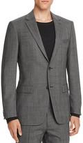 Theory Charde Large Plaid Slim Fit Sport Coat