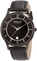 Johan Eric Men's Hobro Dial Leather Watch JE2003-13-007