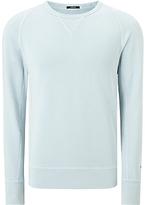 Denham Crew Sweatshirt, Summer Sky