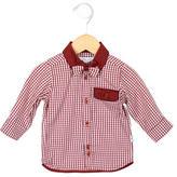 Little Marc Jacobs Boys' Button-Down Shirt w/ Tags