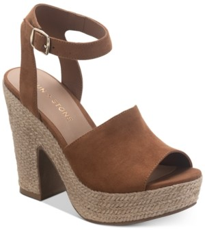 Sun + Stone Fey Espadrille Dress Sandals, Created for Macy's Women's Shoes