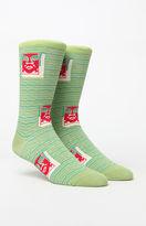 Obey Brick Crew Socks