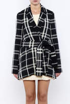 Derek Lam 10 Crosby Wrap Tie Jacket