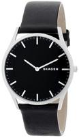 Skagen Men's Holst Leather Watch