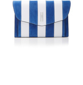 Hayward Stripe Bobby Clutch