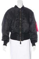 Balenciaga 2016 Bomber Jacket