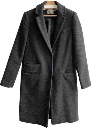 Asos Grey Wool Coat for Women