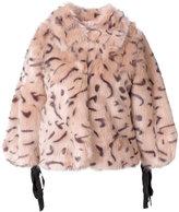 L'Autre Chose tied sleeve jacket