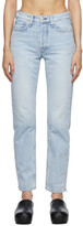 Thumbnail for your product : Rag & Bone Blue Maya High-Rise Jeans